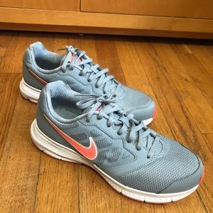Athletic sneakers! Great for exercise